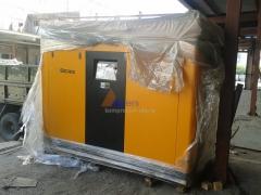 Компрессор на 110 кВт, 20 м3/мин для бетонного завода