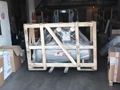 Оснащение крупного предприятия промышленными компрессорами